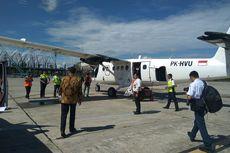 Negara Hadir di Ruang Udara Papua dan Papua Barat