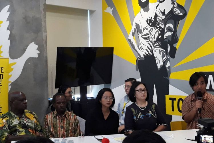 Diskusi di Amnesty International