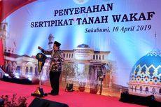 23.730 Sertifikat Tanah Wakaf Telah Diterbitkan di Jawa Barat