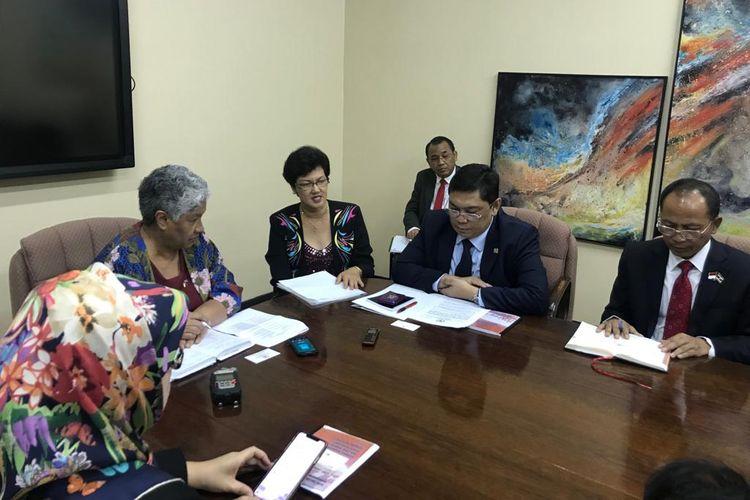 Indonesia dan Suriname Hendak Jajaki Kerja Sama Bidang Sains