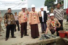 Revitalisasi Pasar Cisarua, Ridwan Kamil Sebut Bakal Ada Wisata Khas Bogor