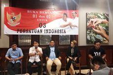 Demi Persatuan, Relawan Jokowi dan Pendukung Prabowo Buka Bareng