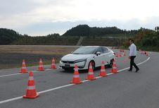 Rasanya Mengendarai Honda Clarity di Jepang