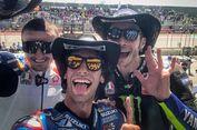 Valentino Rossi Akui Alex Rins adalah Kandidat Juara MotoGP 2019
