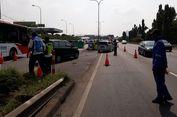 Jasa Marga Berlakukan 'Contra Flow' di Jalan Tol JORR E