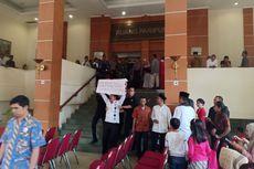 Berteriak soal Nur Mahmudi, Pria Ini Bikin Heboh Paripurna DPRD Depok