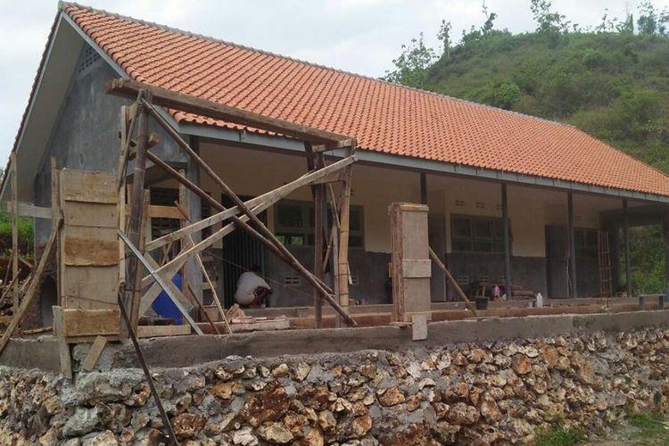 Renovasi Dwija Wiyata Kindergarten