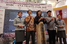 Mau Liburan ke Jepang? Kunjungi HSBC-ANA Travel Fair