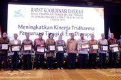 Raih Prestasi Internasional Terbanyak, UMN Terima Penghargaan LLDIKTI