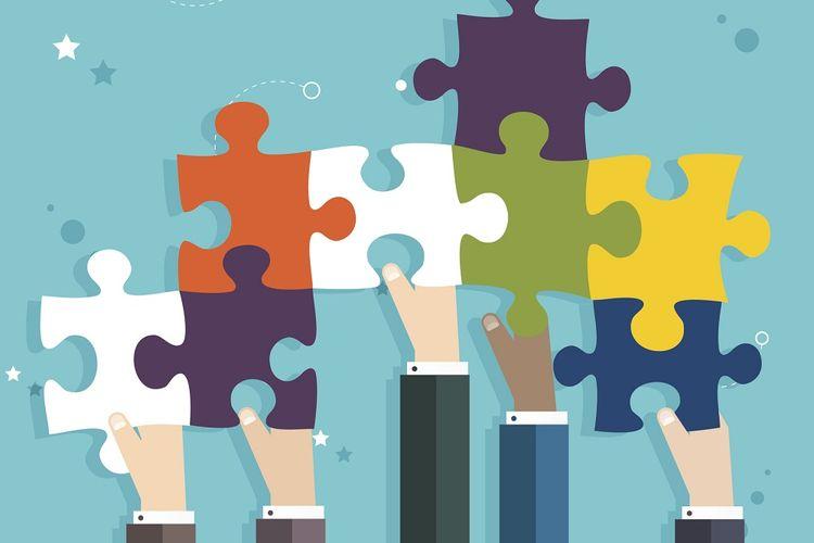 Ilustrasi: merger dan akuisisi