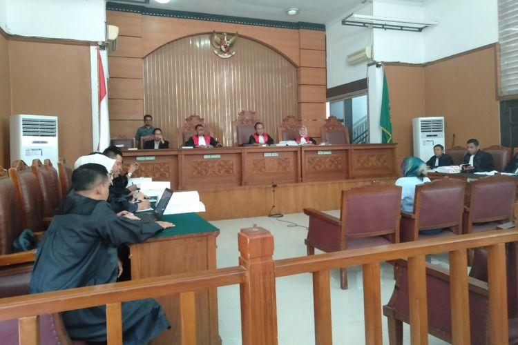 Ratna Sarumpaet Bersidang di Pengadilan Negeri Jakarta Selatan, Selasa (14/5/2019)
