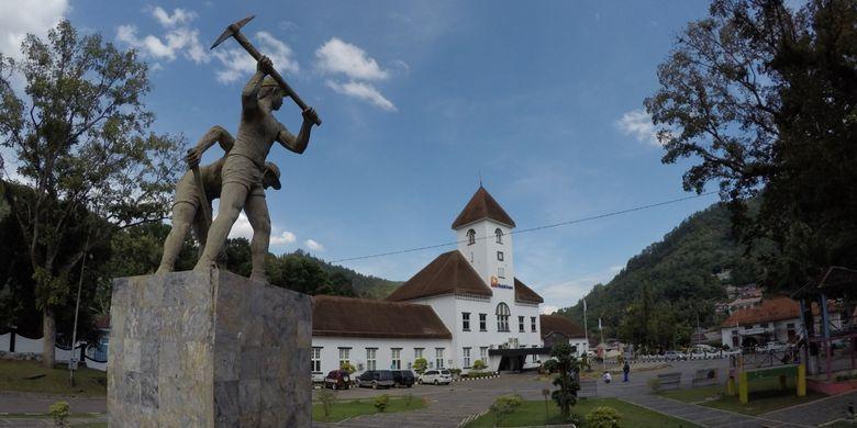 Upaya PT Bukit Asam Jadikan Tambang Sawahlunto Warisan Dunia UNESCO