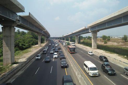 Ada Perbaikan Lajur Tol Jakarta-Cikampek, Jasa Marga Imbau Gunakan GPS