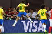 5 Fakta Menarik Brasil Vs Swiss, Tim Samba Putus Tren