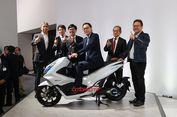 Honda Mau Rakit PCX Terbaru di Indonesia