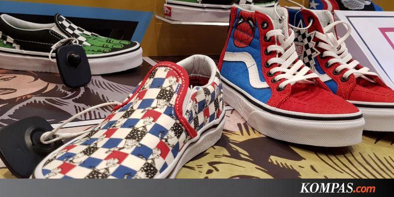 Jangan Samakan Sneaker Original dengan Versi
