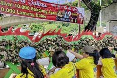 Pecahkan Rekor MURI, Festival Bakcang dan Lamang Baluo akan Jadi Agenda Tahunan