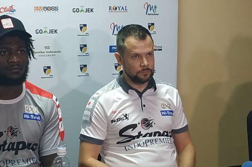 Final IBL, Pemain Stapac Jakarta Belum Boleh Rayakan Kemenangan