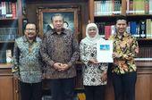 Pesan SBY untuk Khofifah Indar Parawansa