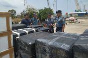 TNI AL Amankan Benih Lobster Senilai Rp 46,1 Miliar yang Hendak Diselundupkan ke Singapura