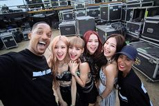 Will Smith Deklarasi Jadi Penggemar BLACKPINK