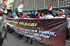 Demo, Aliansi Santri Indonesia: Raih Kemenangan Ramadhan, Jangan Ada yang Tuduh Curang