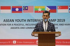 Kemenpora Ikut Gagas Deklarasi Lombok