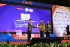 Kementan Raih Penghargaan di Ajang TOP IT dan TELCO 2018