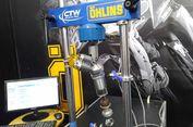 Sesuaikan Suspensi Motor dengan Kebutuhan Pengendara