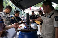 180 Orang Diamankan dalam Operasi Miras Ilegal, 30 Ribu Botol Disita