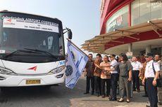 Bus JA Connexion STTD Cibitung-Bandara Soekarno-Hatta Resmi Beroperasi