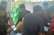 Jokowi-Ma'ruf Unggul di TPS Pemungutan Suara Ulang Gresik