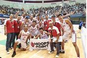 Timnas Basket Indonesia Menangi Laga Perdana William Jones Cup 2019