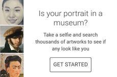Aplikasi Google Padankan Hasil Selfie dengan Karya Seni Beken