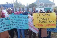 Dituding Curang, Pantia Pilkades Ditantang Sumpah Pocong