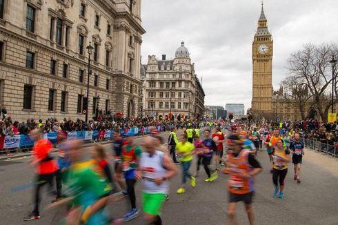 Udara Panas, Peserta London Marathon Tewas