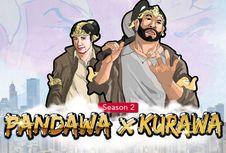 PandawaXKurawa 2 Ep25: Arimbi Jadi Ratu Pringgondani