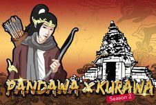 PandawaXKurawa 2 Ep 6: Bima dan Arjuna Unjuk Kemahiran