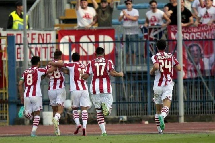 Vicenza Calcio, klub sepak bola Serie C Italia.