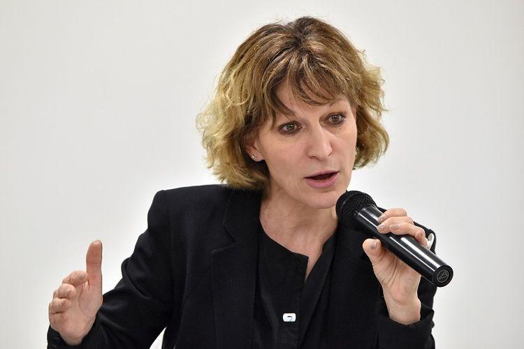 Ketua tim investigasi PBB untuk kasus pembunuhan Jamal Khashoggi, Agnes Callamard.