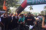 Sepeda Nusantara Lewati Tabanan