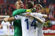 Timnas Islandia, Debutan yang Penuh Kejutan