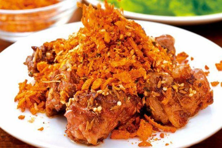 Spicy Kalbi ¥590.