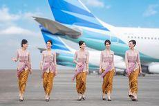 Cerita di Balik Seragam Pramugari Garuda Indonesia Karya Anne Avantie