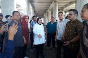 Risma Bangun Lapangan Tembak Menghadap Laut di Surabaya
