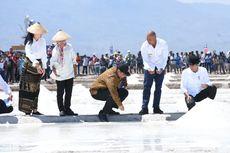 Kemenperin Inginkan Adanya Investasi Garam di Kupang