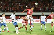 Hasil Liga 1, Ezechiel Gagal Penalti Saat Persib Tahan Bali United