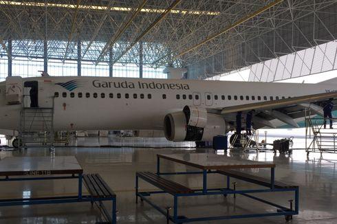 GMF dan Garuda Indonesia Group Raup Kontrak 2,5 Miliar Dollar AS di Singapore Airshow 2018