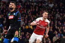 Gaji Jadi Alasan Utama Arsenal Lepas Ramsey
