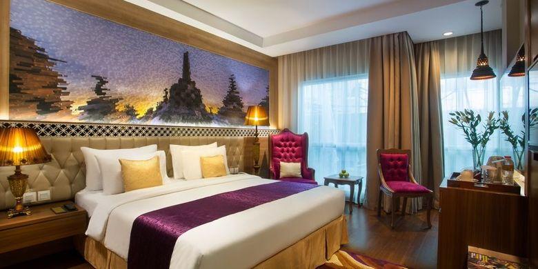 Dua Hotel Baru Di Dekat Bandara Adi Sucipto Yogyakarta